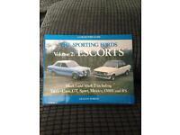 Ford Escort Book