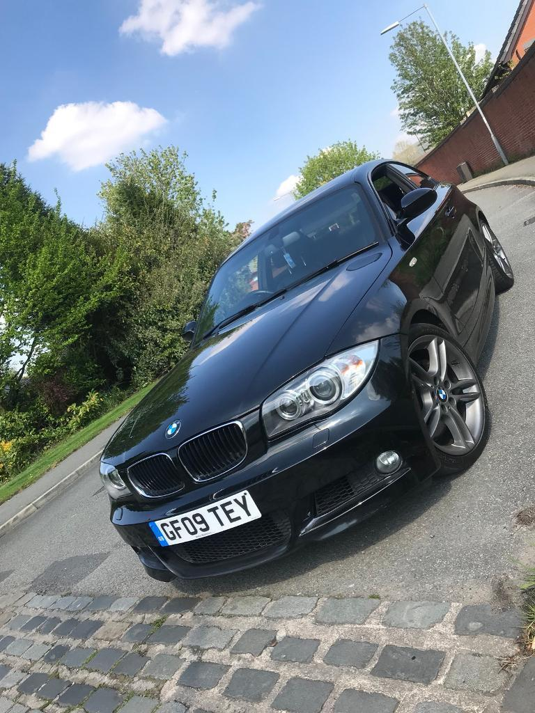 Bmw 1 Series 123d M Sport Coupe In Horwich Manchester
