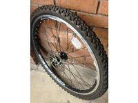 Mountain bike Whell with disc size 26