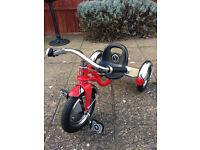 Schwinn Red Roadster Trike