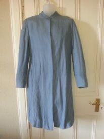 Genuine vintage ladies EMPORIO ARMANI light coat, made in Italy - RRP £250