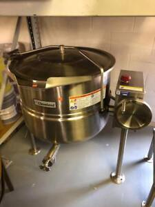 USED STEAM KETTLES