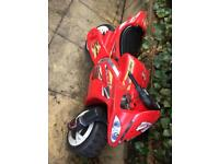 Kids motorcycle toys r us only £15