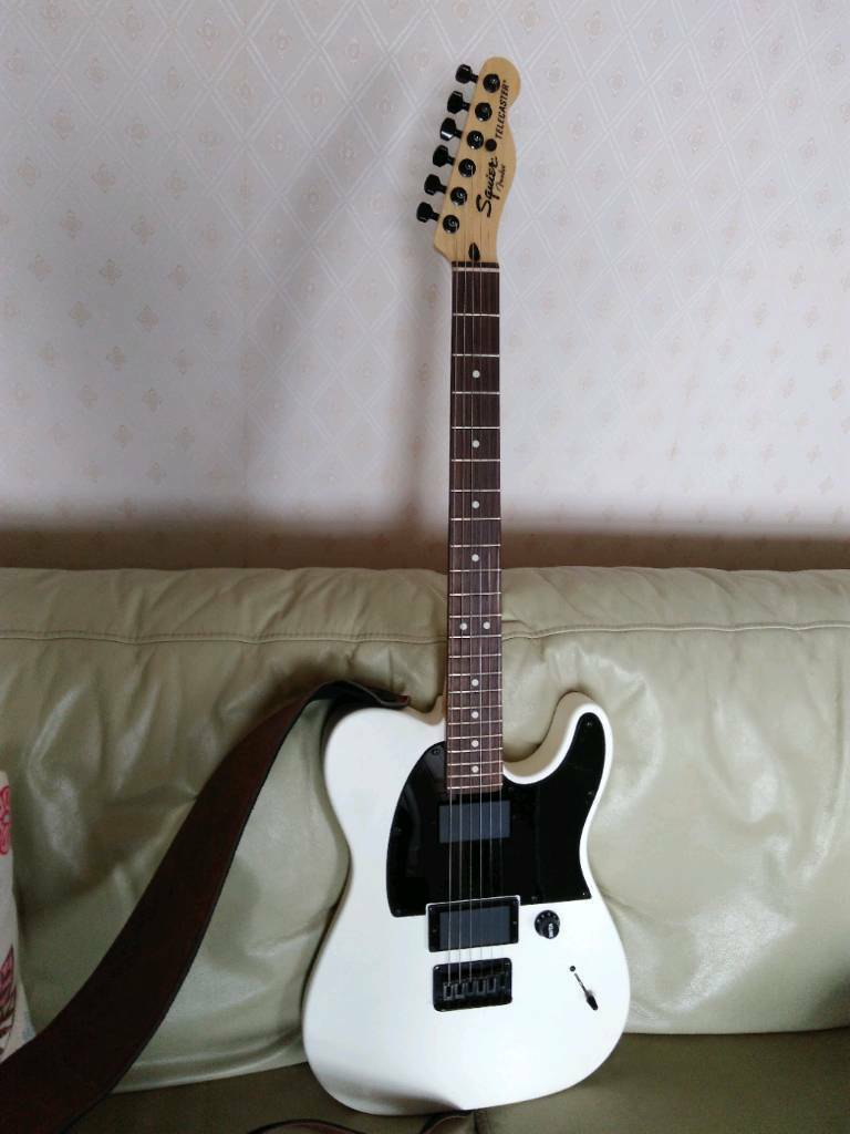 fender squier jim root telecaster in ardrossan north ayrshire gumtree. Black Bedroom Furniture Sets. Home Design Ideas