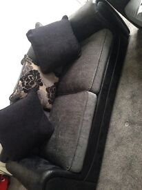 Monico floral 3+2 seater