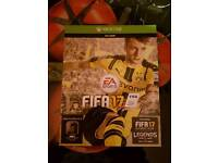 Xbox one FIFA 17 digital download new