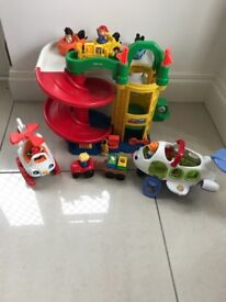 Fisher price little people bundle