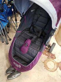 City Mini stroller Pram