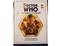 Doctor who the comolete history volume 75 book