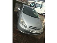 Peugeot 307 Convertible 12 Months MOT Full Service History