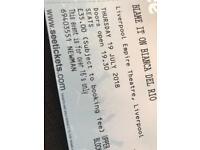 Bianca del Rio tickets x2 LIVERPOOL