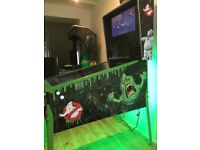 Custom Designed and Made Virtual Pinball Machines (ANY design you want) With Hundreds of Tables