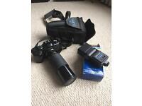 Yashica 108 multi program camera