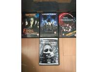 Final destination dvds