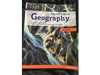 Eexcel A level Geography Book 1&2