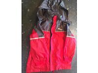 Pack away raincoat age 6-7