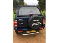 Convertible Suzuki Grand Vitara 1.6 sport