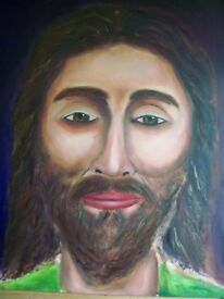 spirit guide portrait offered by psychic artist.