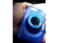 Waterproof Nikon W100 13.2MP camera