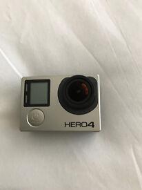 gopro hero 4 black plus accessories