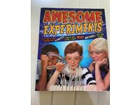 Awesome Experiments, great condition, pet & smoke free home