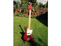 Hutchins Beachcomber Bass Guitar