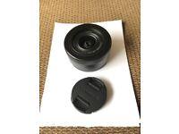 Panasonic 12-32mm OIS Lens