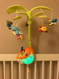 vtech Sing and Soothe Baby Mobile