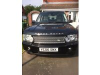 RANGE ROVER SUPERCHARGED WITH FULL SERVICE HISTORY