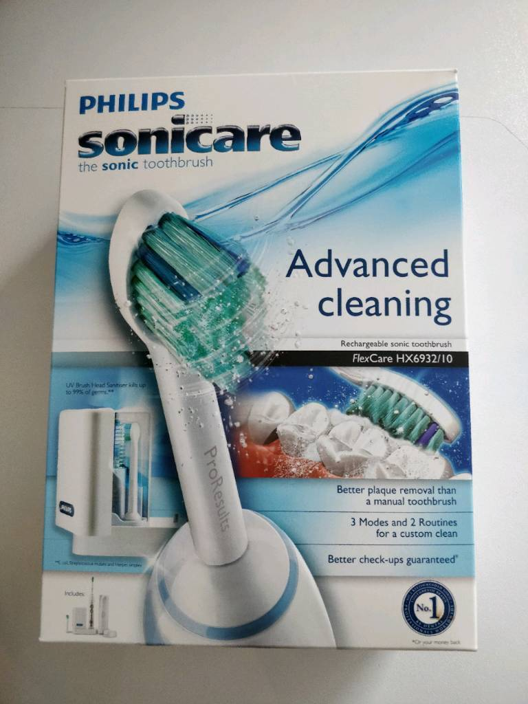 Philips Sonicare HX693210 Flexcare Sonic Toothbrush with UV Sanitising Station | in Caterham, Surrey | Gumtree