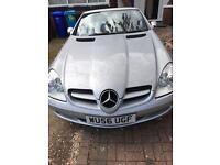 Mercedes Benz SLK 1.8 19000 Miles Genuine
