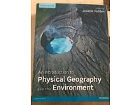 Physical Geography and the Enviroment by Joseph Holden