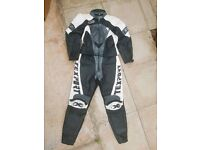 One or two piece womens leathers size 8-12