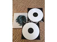 In Flames Siren Charms 12' 2X Double LP White Coloured Gatefold