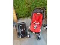 Mamas & Papas Pram + Car seat