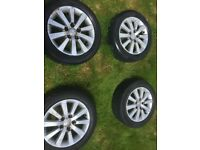 "Original Honda Civic Alloy Wheels 16"""