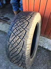 Grabber off-road 18 inch tyre