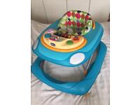Chicco Band Baby Walker, Piano Tray