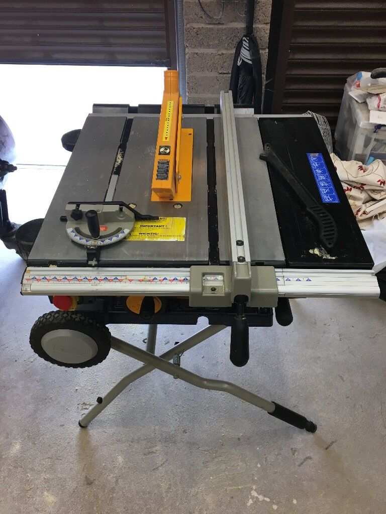 Ryobi ets 1825 table site saw 254mm 10 blade in cambuslang ryobi ets 1825 table site saw 254mm 10 blade greentooth Image collections