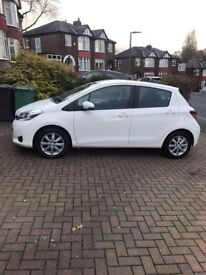 TOYOTA YARIS 2012 Low mileage, full service history, 2 previous owners