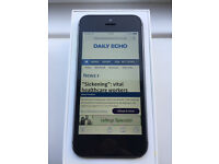 UNLOCKED Practically Brand New Boxed iphone 5s Unmarked Condition