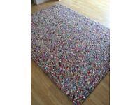 Jelly bean John Lewis rug