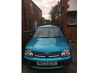 Nissan Micra, 9 months MOT, great runner