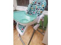 Chicco hightchair