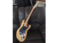 Fender Lite Ash (Korean) Strat + Gig bag