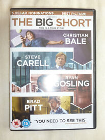 DVD - THE BIG SHORT