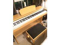 Yamaha Arius electric piano