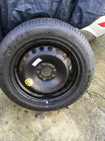 Brand New Ford Mondeo spare wheel 205/55R/16 5 stud