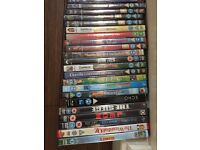 Job Lot of DVD's and Xbox 360 Games - £15.00 - BARGAIN