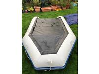 2.3mtr inflatable boat ( SOLD)